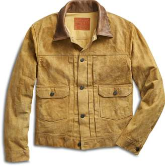 Ralph Lauren Roughout Suede Jacket