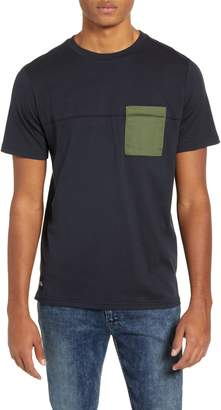 NATIVE YOUTH Seamed Pocket T-Shirt