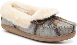 Minnetonka Tracy Trapper Slipper - Women's