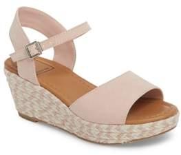 Dolce Vita Wendy Espadrille Wedge Sandal