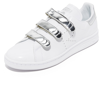 Adidas Raf Simons Stan Smith Sneakers $415 thestylecure.com