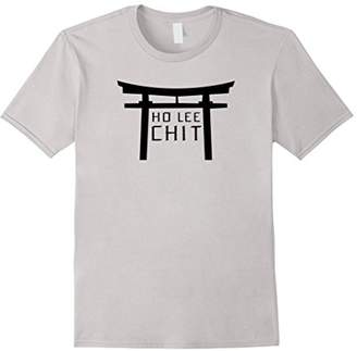 Lee Ho Chit Funny T Shirt Black Print
