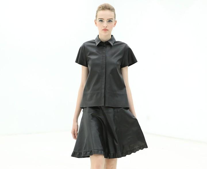 AR+ Ar Leather Skirt