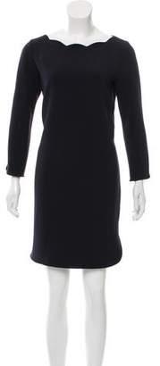 Claudie Pierlot Long Sleeve Mini Dress
