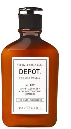 Depot N.102 Anti-Dandruff & Sebum Shampoo