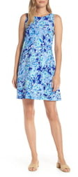 Lilly Pulitzer Kristen Trapeze Dress