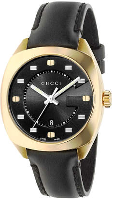 Gucci Men's Leather Watch
