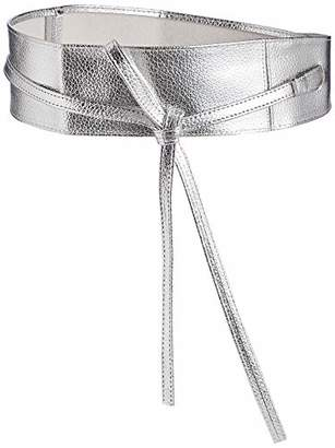 Urbanism Women's Wide Fasion Slim Wasit Band Belt For Dresses ()