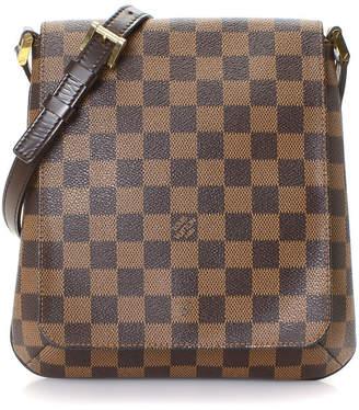 Louis Vuitton Damier Ebene Musette Salsa Long Strap Crossbody Bag - Vintage