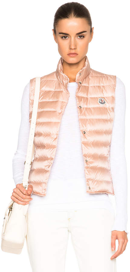 MonclerMoncler Liane Polyamide Vest