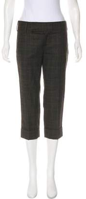 Vince Cropped Wool Pants