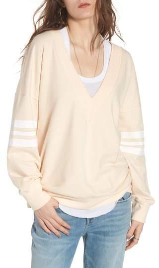 Sport V-Neck Sweatshirt