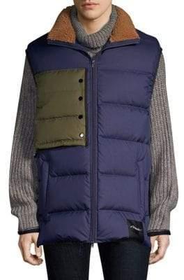 3.1 Phillip Lim Oversized Down Fill Puff Vest