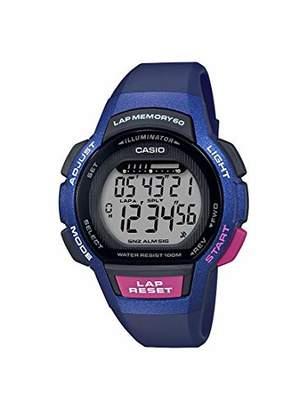 Casio Women's 'Runner Series' Quartz Resin Running Watch