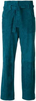 Vanessa Seward high-waist flared trousers