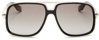 Marc Jacobs Brow Bar Square Sunglasses, 60mm