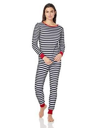 Amazon Essentials Women's Close-Fit Knit Pajama Set