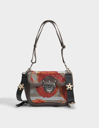 Furla Ducale Small Crossbody Bag in Multicolour Calfskin
