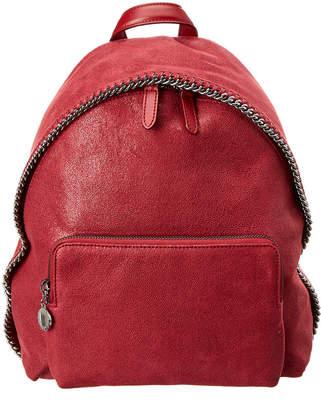 Stella McCartney Mini Falabella Shaggy Deer Backpack