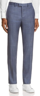 Theory Marlo Camley Slim Fit Trousers $265 thestylecure.com