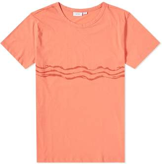 Onia Johnny Painted Waves Tee