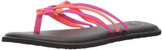 Sanuk Women's Yoga Salty Flip-Flop