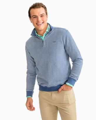 Southern Tide Hartnett 1/4 Zip Pullover