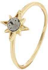 Accessorize Sparkle Star Ring With Swarovski® Crystal