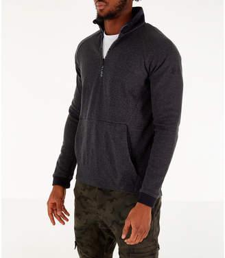 f61ec6b7 Under Armour Men's Unstoppable Double Knit Half-Zip Training Shirt