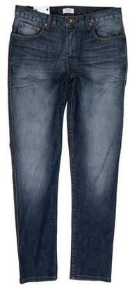 Robert Geller RG02 3-Year Fade Five-Pocket Skinny Jeans w/ Tags