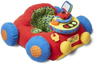 Melissa & Doug Beep-Beep & Play Plush Toy