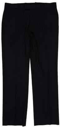 Theory Flat Front Dress Pants