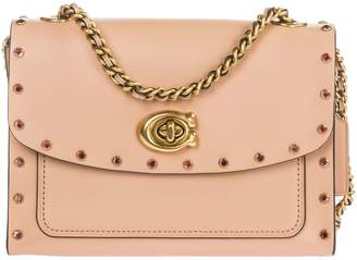 52e3b37a69 Coach Pink Leather Crossbody Bags For Women - ShopStyle UK