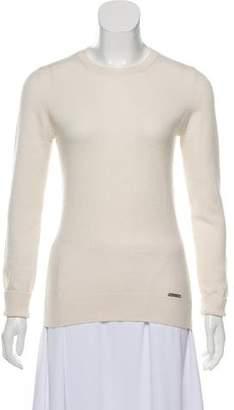 MICHAEL Michael Kors Knitted Long Sleeve Sweater