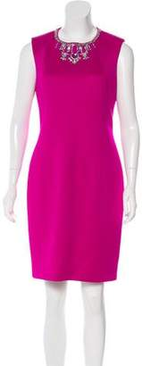 Ted Baker Sheath Knee-Length Dress
