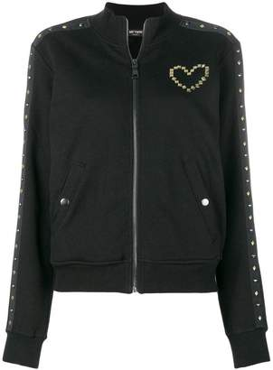 Twin-Set rock stud details jacket