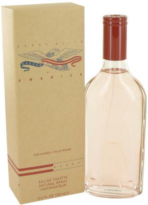 AMERICA by Perry Ellis Eau De Toilette Spray for Women (5 oz) $50 thestylecure.com