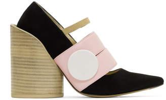 Jacquemus Multicolor Les Chaussures Ceintures Heels