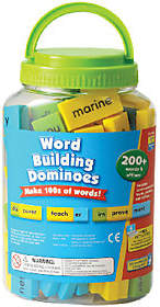 Educational Insights Word Building Dominoes