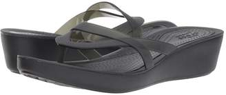 Crocs Isabella Wedge Flip Women's Sandals