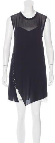 3.1 Phillip Lim3.1 Phillip Lim Silk Embellished Dress w/ Tags