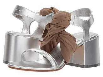 MM6 MAISON MARGIELA Stocking Twist Sandal Women's Sandals