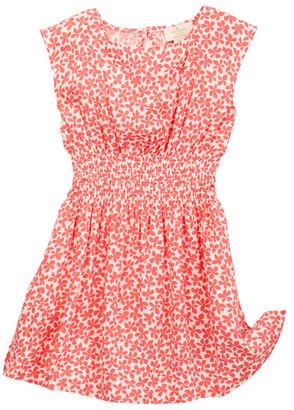 kate spade new york Blaire Smocked Waist Dress (Toddler & Little Girls) $84 thestylecure.com