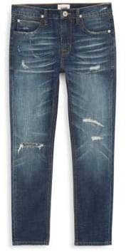Hudson Jeans Boy's Jude Destroy Jeans