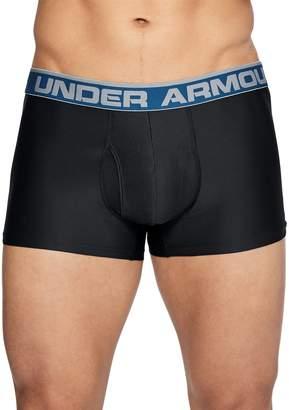 Under Armour Men's 2-pack Original Series 3-inch Boxerjock Boxer Briefs
