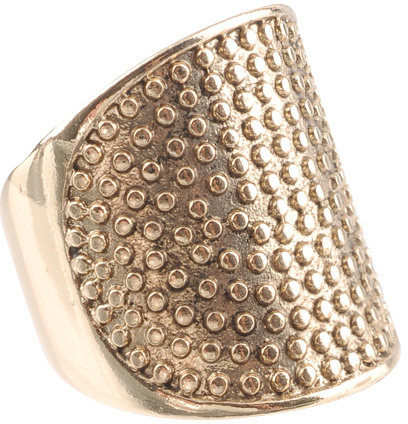 Dot Texture Ring