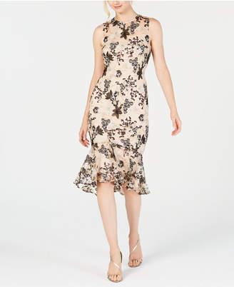 c981da446f0 Calvin Klein Black Embroidered Dresses - ShopStyle