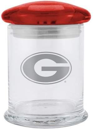 NCAA Boelter Brands 12oz Georgia Bulldogs Glass Candy Jar