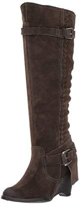 Naughty Monkey Women's Double up Slouch Boot