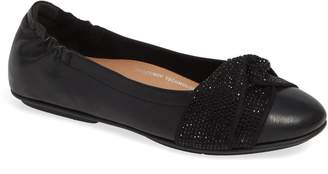 FitFlop Twiss Crystal Embellished Flat
